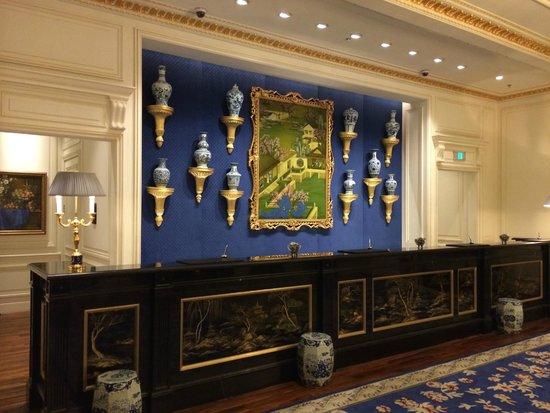 The Ritz-Carlton, Tianjin: Reception