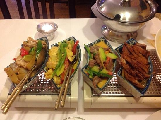 Bangkok: 4 plats du menu Phuket