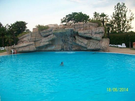 Gardaland Hotel : Cascata