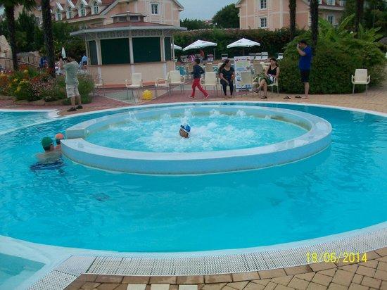 Gardaland Hotel : Idromassaggio