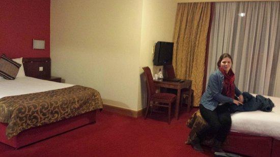 Dublin Skylon Hotel: Royal room