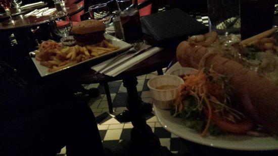 Dublin Skylon Hotel: Royal food