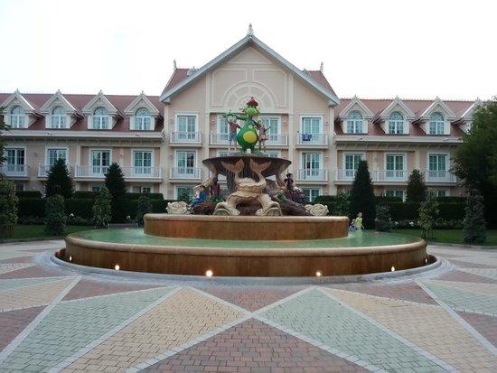Gardaland Hotel : Fontana