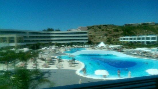 Princess Andriana Resort & Spa : Vista da camera