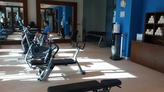Hilton Doha: Gym