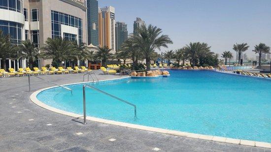 Hilton Doha : Pool