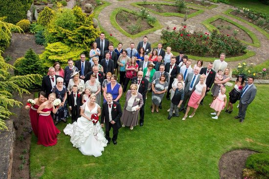 Dunsley Hall Hotel: Wedding