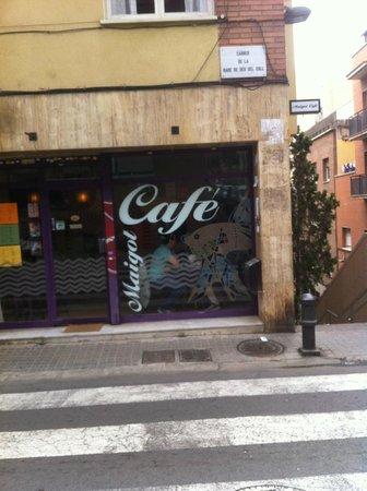 Maigot Cafe: Café Maigot