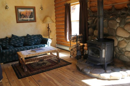 Triangle C Ranch: Our Cowboy Cabin