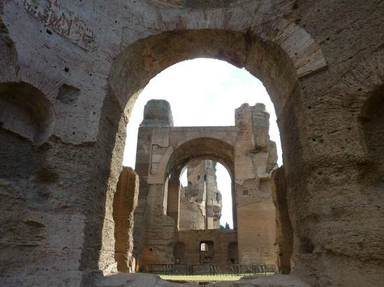 Thermes de Caracalla : Baths of Caracalla