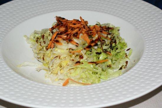 L'Antica Trattoria : la salade