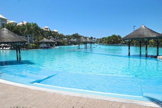 Gran Melia Palacio de Isora Resort & Spa: Pool