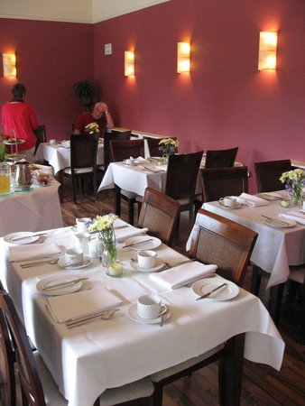 Rosquil House : Breakfast Room
