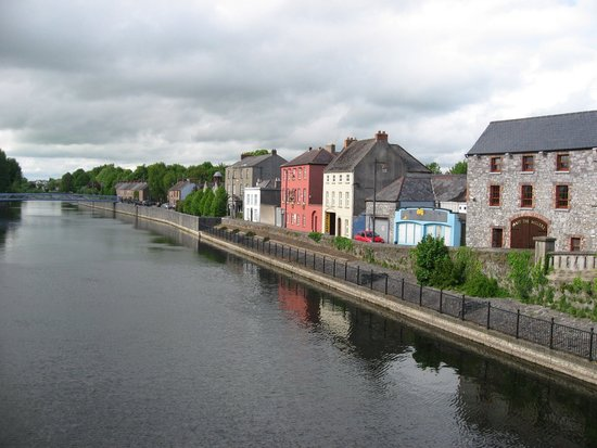 Rosquil House: River Nore in Kilkenny