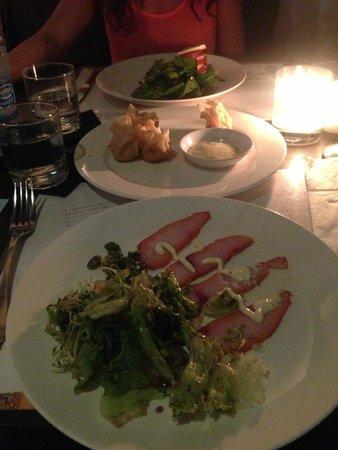 Mozzarella Restaurant and Bar: Mahi Mahi
