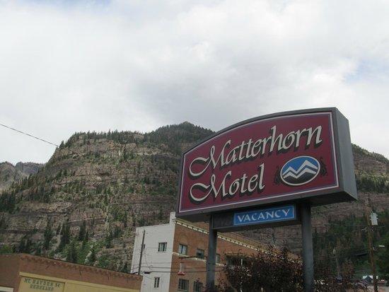 Matterhorn Motel Photo