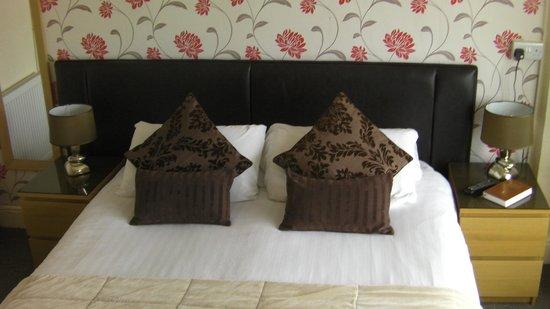 Lichfield Hotel: Sea view Room