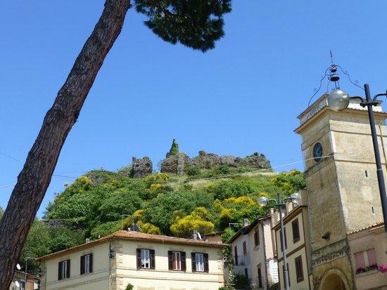 Trevignano Romano : Etruscan ruins