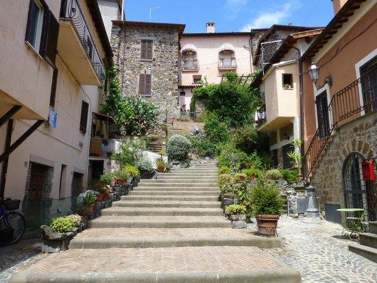 Trevignano Romano : Street view