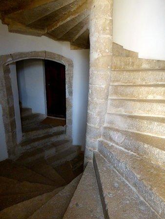 Chateau d'Esparron : stairmaster