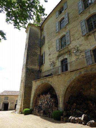 Chateau d'Esparron : chateau