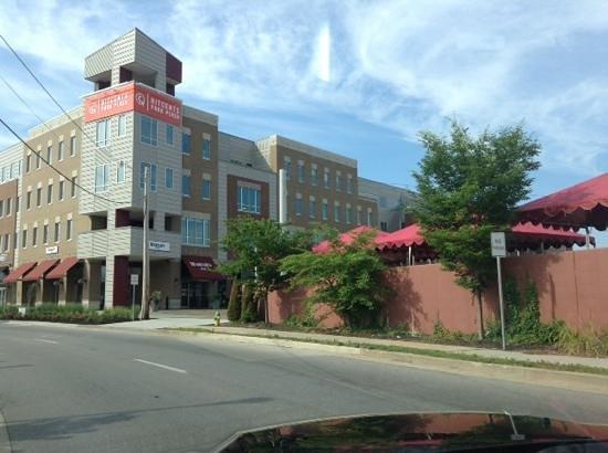 Mariah's Restaurant: New LOCATION, between Parking Garage & Ball Park