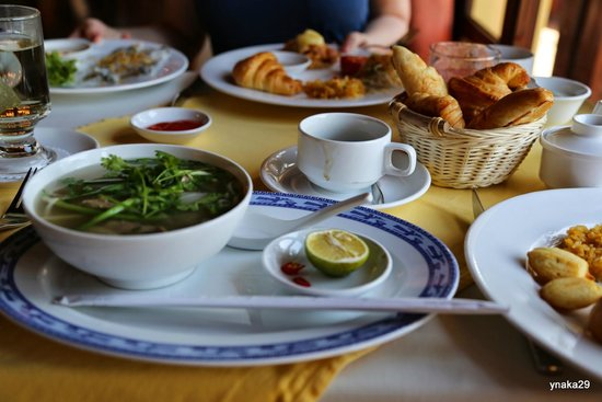 Victoria Sapa Resort and Spa : Breakfast
