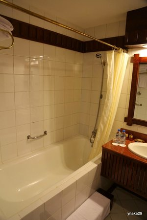 Victoria Sapa Resort and Spa : Bathroom