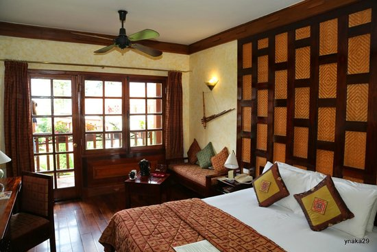 Victoria Sapa Resort and Spa : Our Room