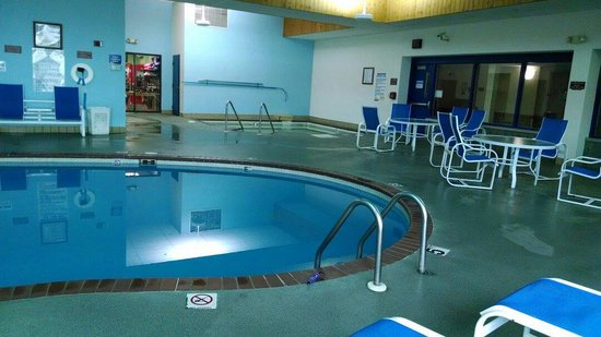 Watersmeet, MI: Pool.