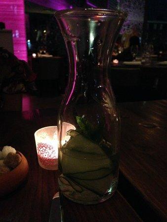 Del'Aziz - Bermondsey: Water with a twist