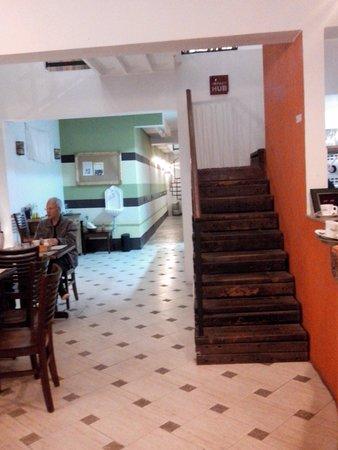 Ekoa Café : Entrada do ekoa