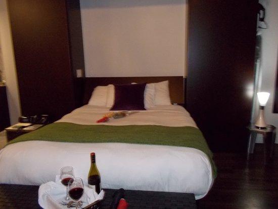 Hotel Metro : Room 203