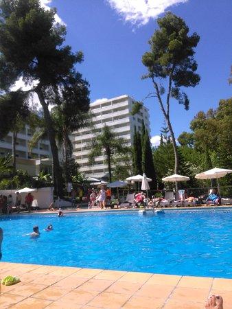 Hotel Roc Costa Park: buenas piscinas