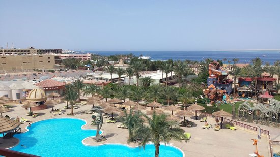 Hurghada SeaGull Beach Resort: view from room