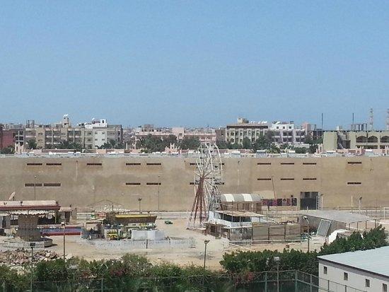 Hurghada SeaGull Beach Resort: view