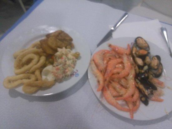 Hotel Roc Costa Park: buena comida