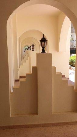 Hurghada SeaGull Beach Resort : hotel part