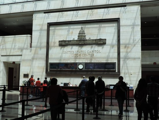 U.S. Capitol: Capitólio interna