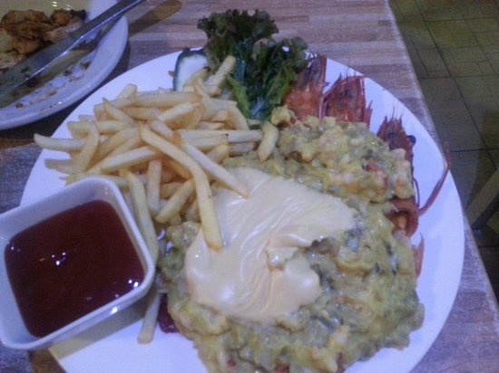 Ole Spanish Tapas Bar & Restaurant : 한국어 메뉴판 91번 메뉴