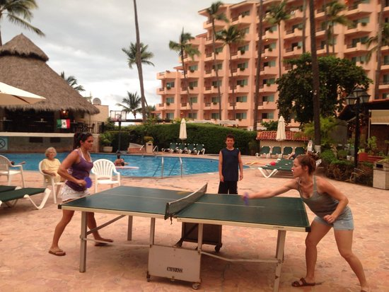Vallarta Torre : Ping pong tournament