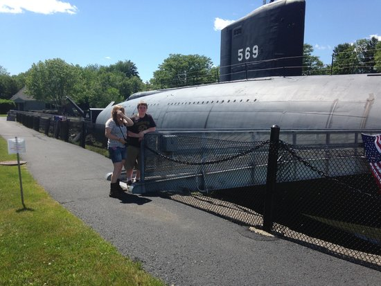 USS Albacore Museum: USS Albacore