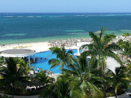 Iberostar Rose Hall Suites: The View from the Ocean View