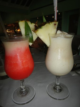 Iberostar Rose Hall Suites: Best drinks..