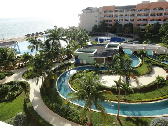 Iberostar Rose Hall Suites : The View