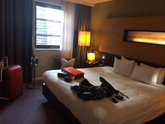 Hilton London Tower Bridge: Bedroom