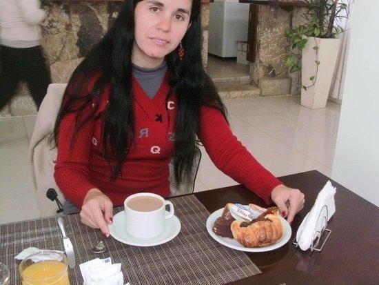 Minas Hotel: desayunando un poco de todo