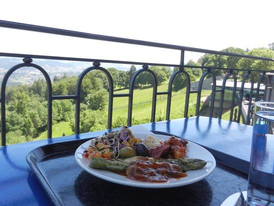 Gurten : Great restaurant with spectacular views