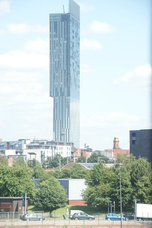 Campanile Manchester: View from room