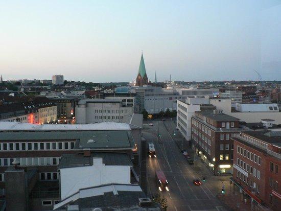 Hotel Astor Kiel by Campanile: vista dalla finestra